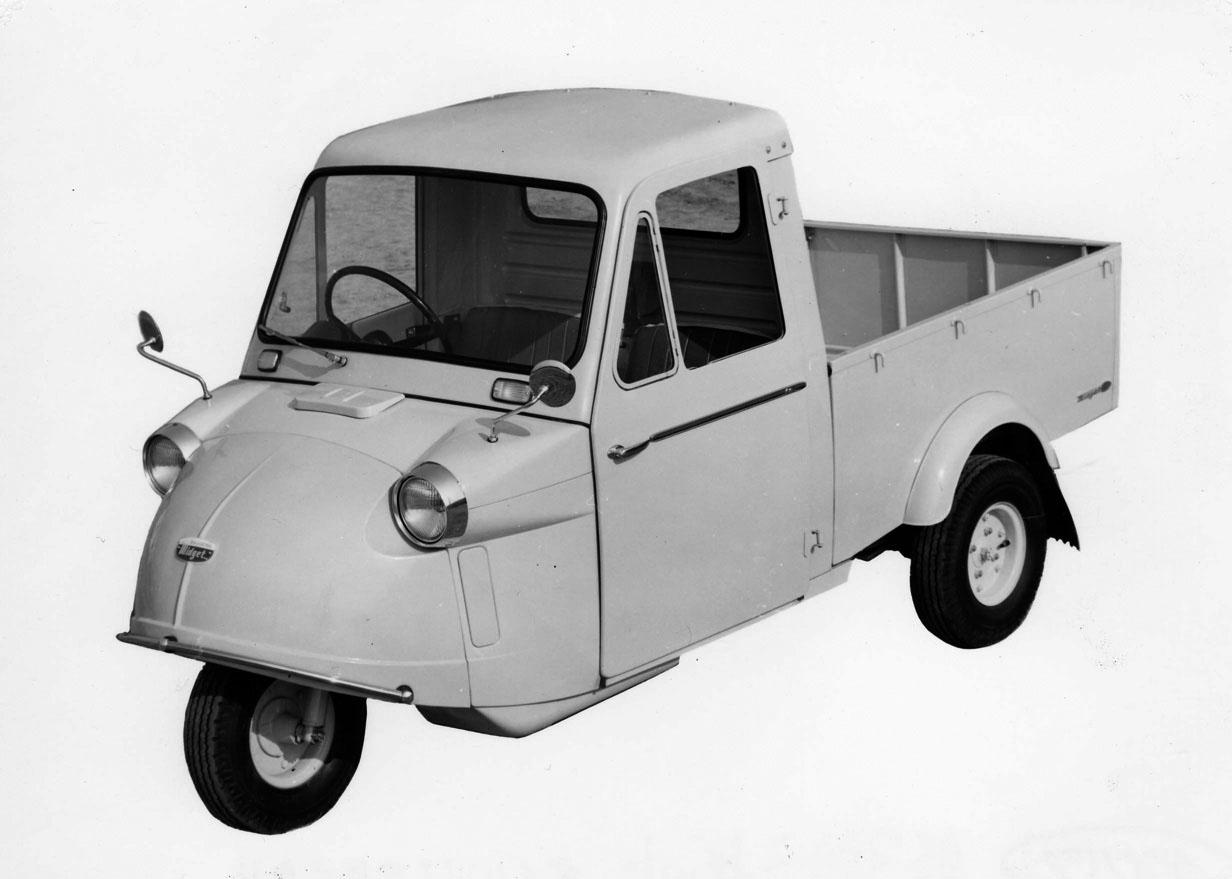 「ダイハツの歩み:優れた小型車を作り続け、現在はトヨタの子会社に【自動車用語辞典:日本の自動車メーカー編】」の2枚目の画像