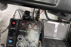 コドライバーのボタン