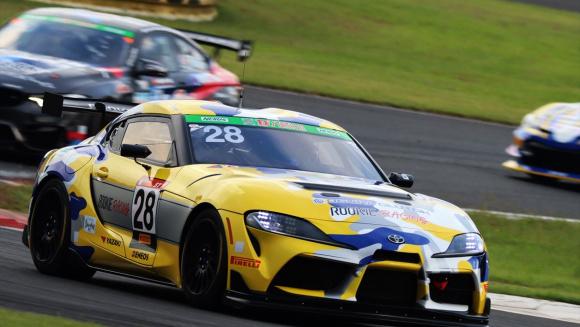 ROOKIE Racing GR SUPRA