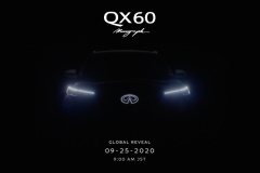 インフィニティ QX60モノグラフ
