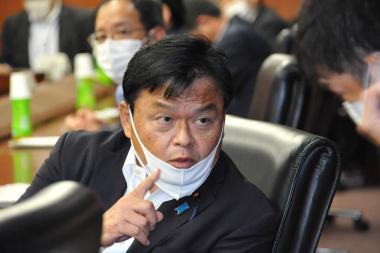 GoToトラベルキャンペーンに東京を加えることを提案した赤羽一嘉国交相