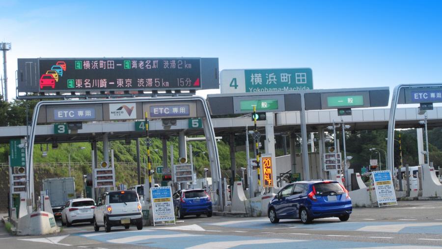 高速道路のECTレーンでバーが開かない時の対処法