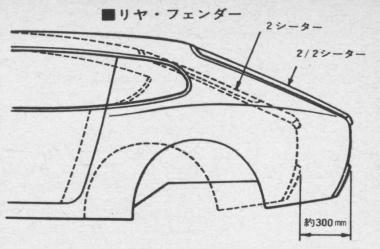フェアレディZ 2by2(1974(昭和49)年1月