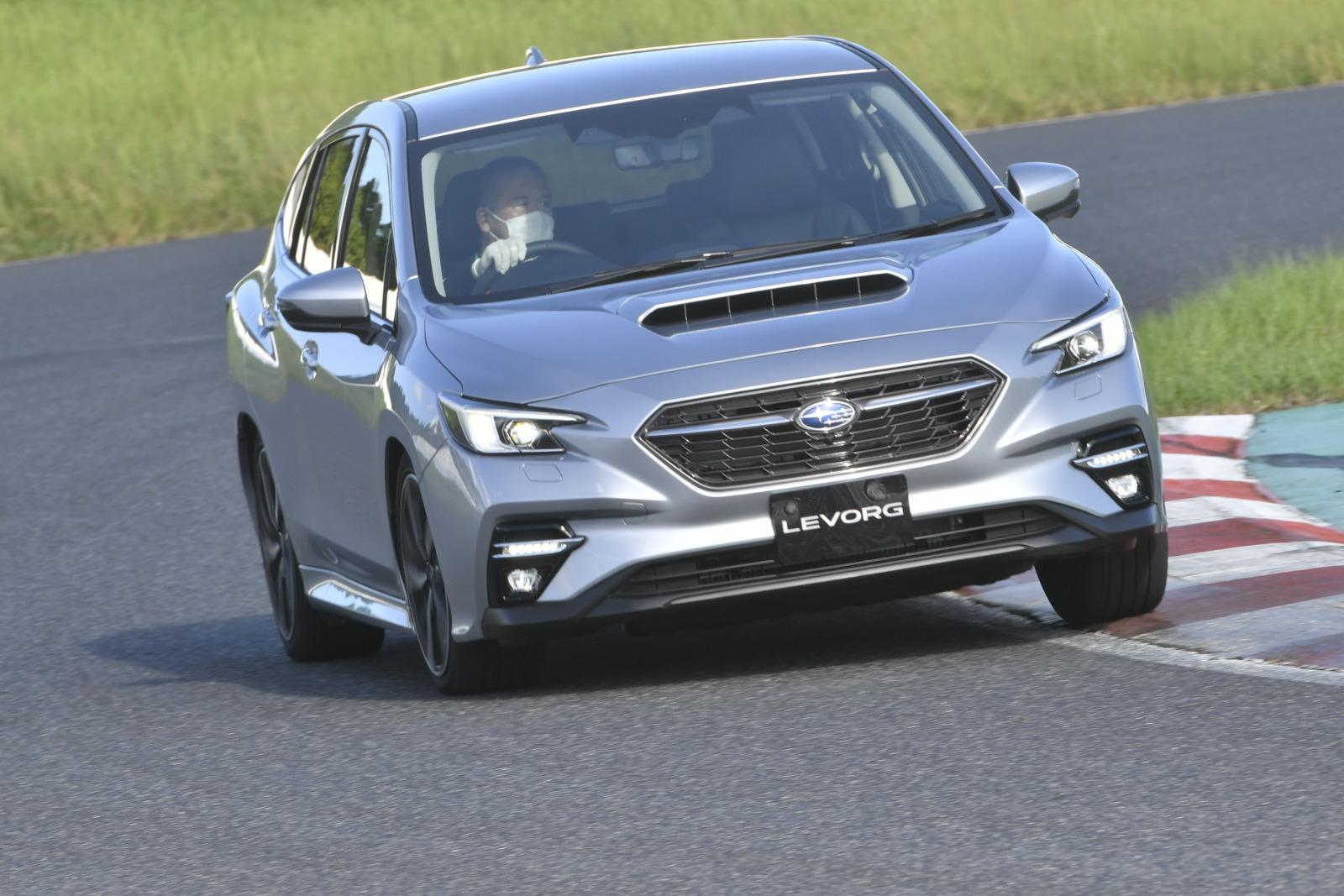 New Levorg GT-H
