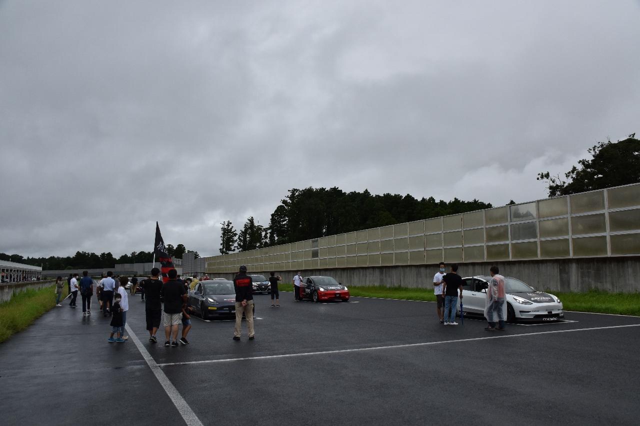 「JEVRA第5戦・袖ヶ浦開催。テスラ3が連勝も勝者が入れ替わる」の10枚目の画像