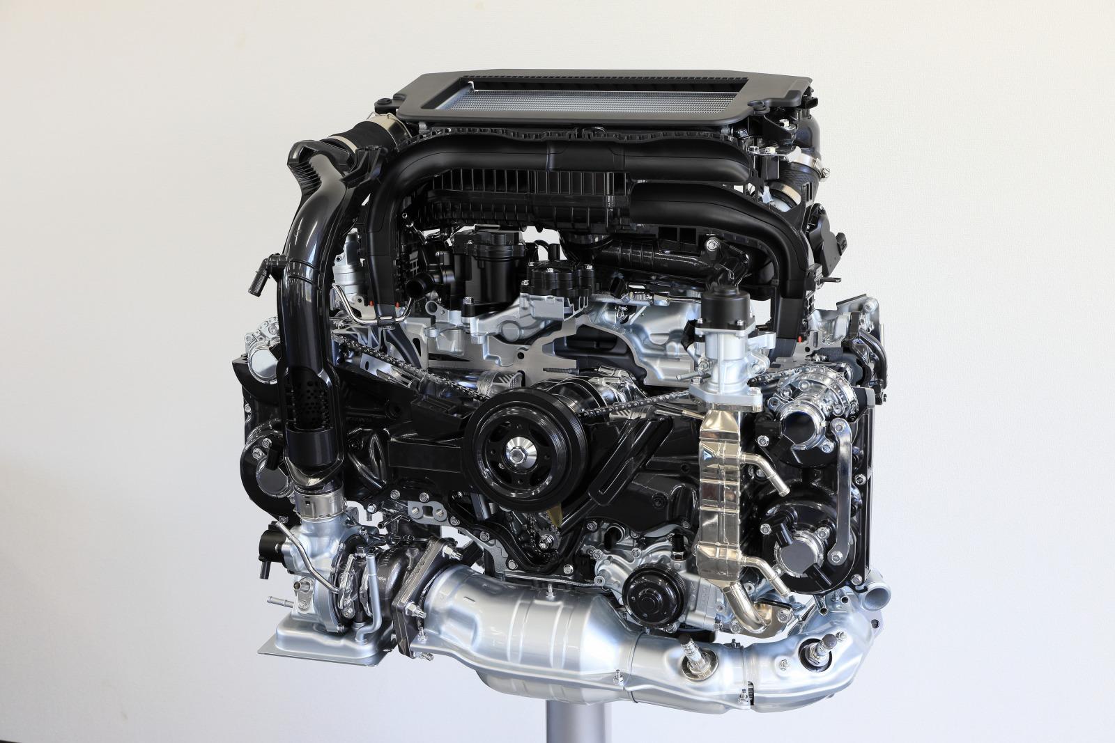 CB18エンジン単体