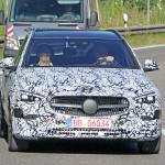 メルセデス・ベンツ Cクラス次期型に初の「オールテレーン」設定へ。プロトタイプをキャッチ - Mercedes C Class Wagon AllTerrain 1
