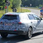 メルセデス・ベンツ Cクラス次期型に初の「オールテレーン」設定へ。プロトタイプをキャッチ - Mercedes C Class Wagon AllTerrain 8
