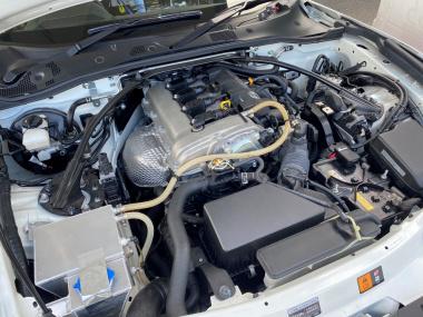 ロードスターのエンジン