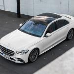 メルセデス・ベンツ 新型Sクラスにステーションワゴン!? エクステリアを大予想 - Mercedes-Benz-S-Class-2021-1280-01