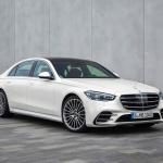 メルセデス・ベンツ 新型Sクラスにステーションワゴン!? エクステリアを大予想 - Mercedes-Benz-S-Class-2021-1280-03