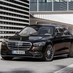 メルセデス・ベンツ 新型Sクラスにステーションワゴン!? エクステリアを大予想 - Mercedes-Benz-S-Class-2021-1280-0b