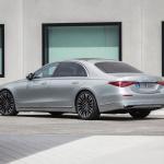 メルセデス・ベンツ 新型Sクラスにステーションワゴン!? エクステリアを大予想 - Mercedes-Benz-S-Class-2021-1280-3f