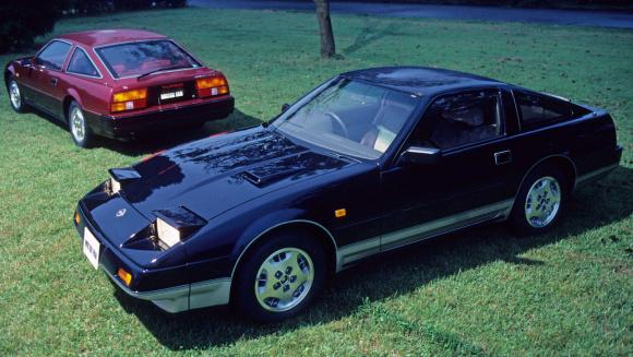 3代目Z(Z31型・1983(昭和58)年9月)