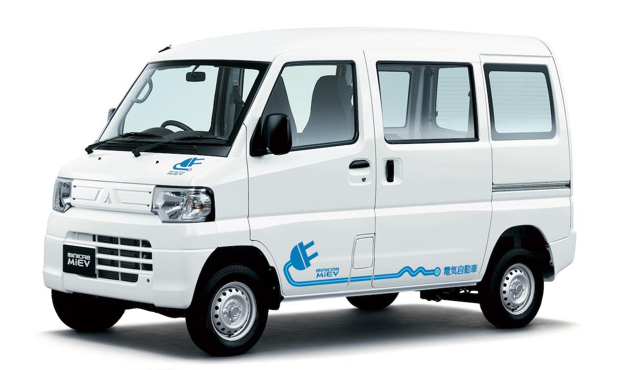 三菱自動車 ミニキャブ・ミーブ