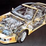 4代目フェアレディZ32型はスペック、先進性、品質感・・・すべてがZ史上トップ! バブル期と901活動の申し子だった【7代目新型フェアレディZ プロトタイプ発表記念・4代目Z32編】 - 4代目Z(Z32型・1989(平成元)年8月)