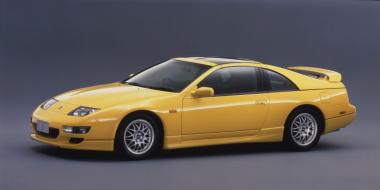 日産フェアレディVersion S ツインターボ 2シーター(1998(平成10)年10月)