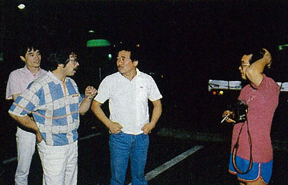 「車系YouTuberのハシリはRE雨宮・雨さんだった!?【OPTION 1987年10月号より】」の5枚目の画像
