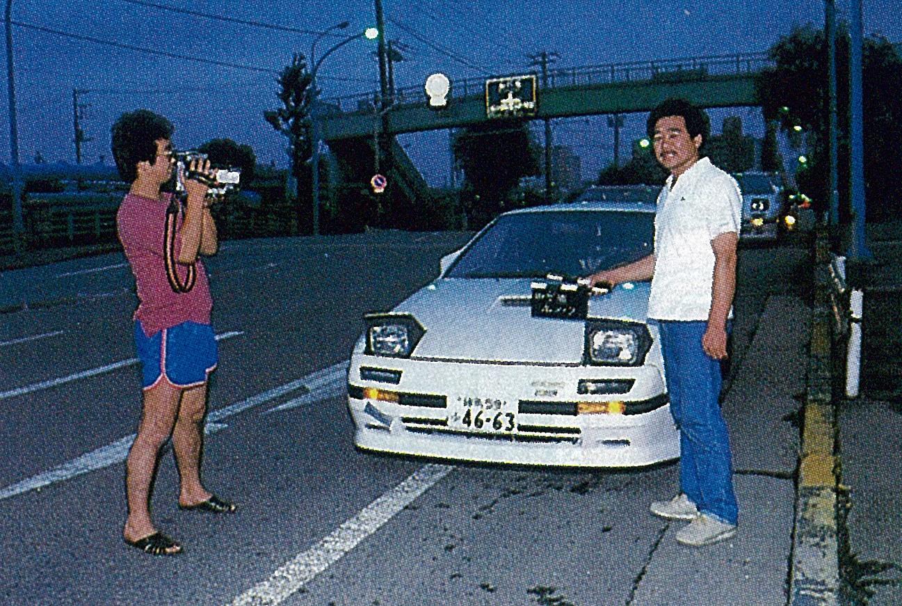 「車系YouTuberのハシリはRE雨宮・雨さんだった!?【OPTION 1987年10月号より】」の6枚目の画像