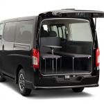 「日産NV350キャラバンに車中泊や趣味の相棒に最適な「マルチベッド」仕様を追加【新車】」の6枚目の画像ギャラリーへのリンク