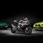 BMWが二輪に「M」ブランドを初展開。最速級のリッターSSをグレードアップした「M1000RR」を初公開 - The new BMW M 1000 RR