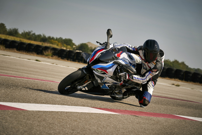 The new BMW M 1000 RR