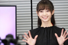 A-classに再挑戦だという林紗久羅さん