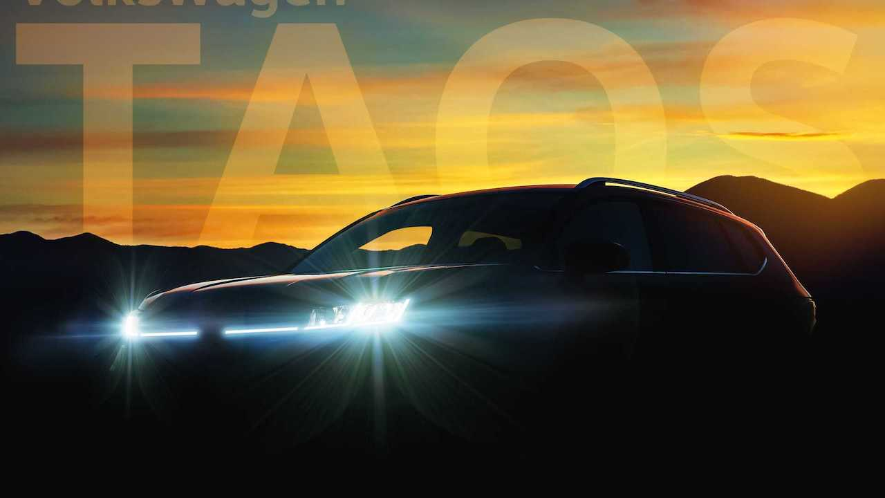 その名は「タオス」。VW新型コンパクトSUV、10月13日デビュー決定!