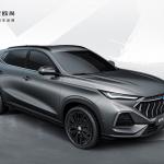 もはや恒例行事!? 中国メーカーの模倣、今度はマセラティ風マスクで車名は「X5」!? - Oshon-X5-1