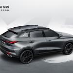 もはや恒例行事!? 中国メーカーの模倣、今度はマセラティ風マスクで車名は「X5」!? - Oshon-X5-3