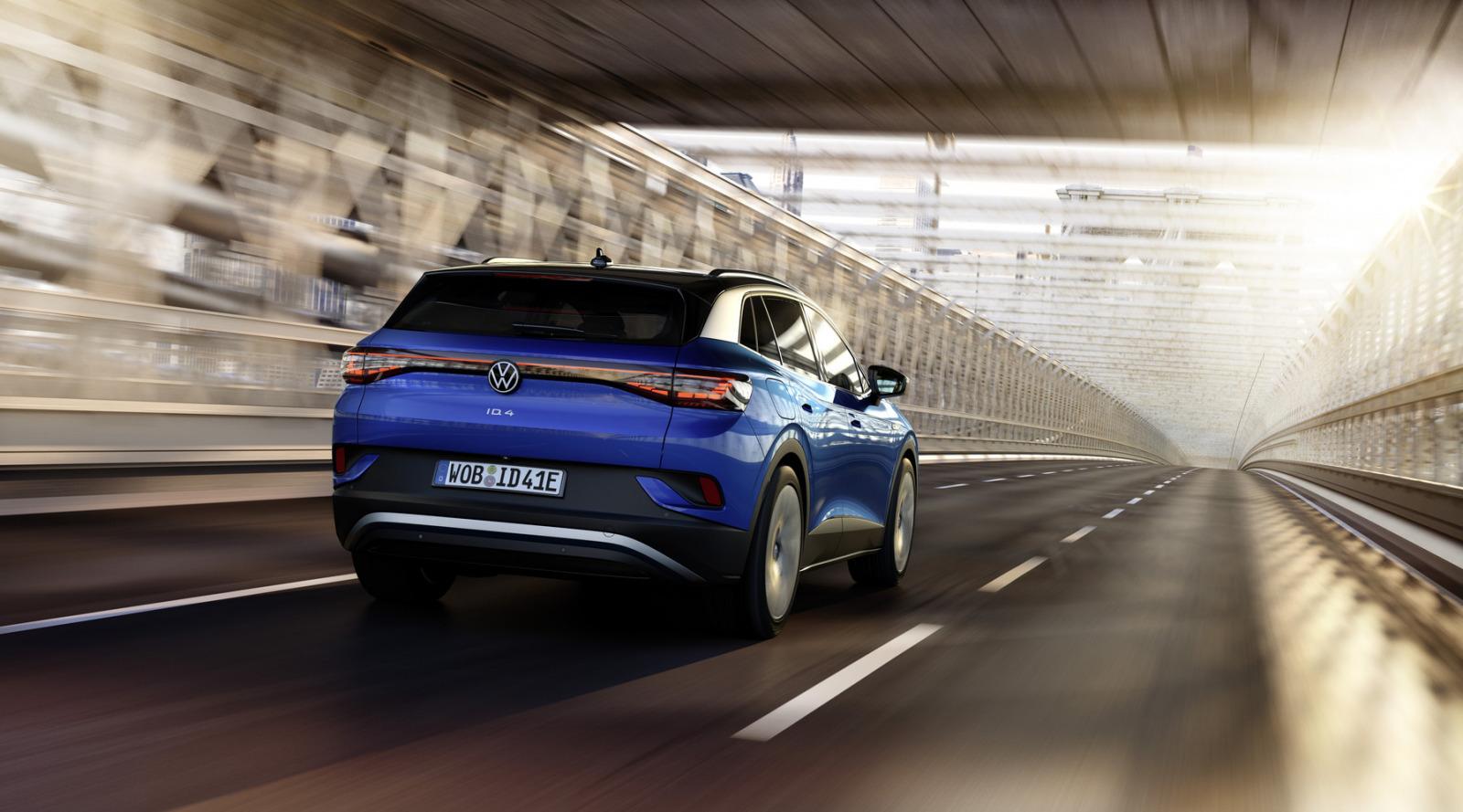 「フォルクスワーゲンのEV SUV「ID.4」が世界初公開。520kmの航続距離を誇るグローバルモデル」の2枚目の画像