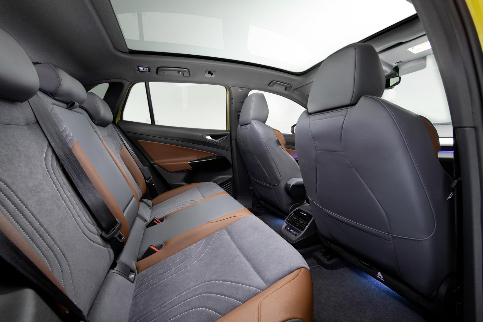 「フォルクスワーゲンのEV SUV「ID.4」が世界初公開。520kmの航続距離を誇るグローバルモデル」の7枚目の画像