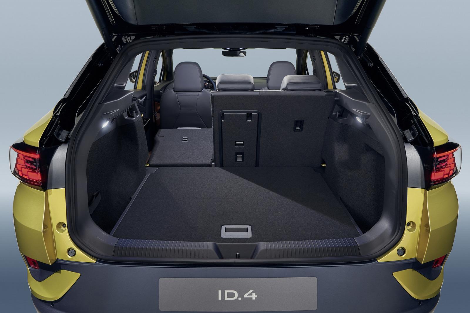 「フォルクスワーゲンのEV SUV「ID.4」が世界初公開。520kmの航続距離を誇るグローバルモデル」の8枚目の画像
