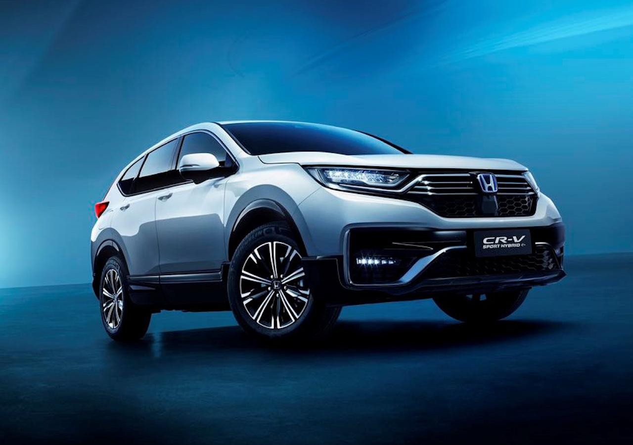 「ホンダがコンセプトモデル「Honda SUV e:concept」をワールドプレミア【北京モーターショー2020】」の1枚目の画像