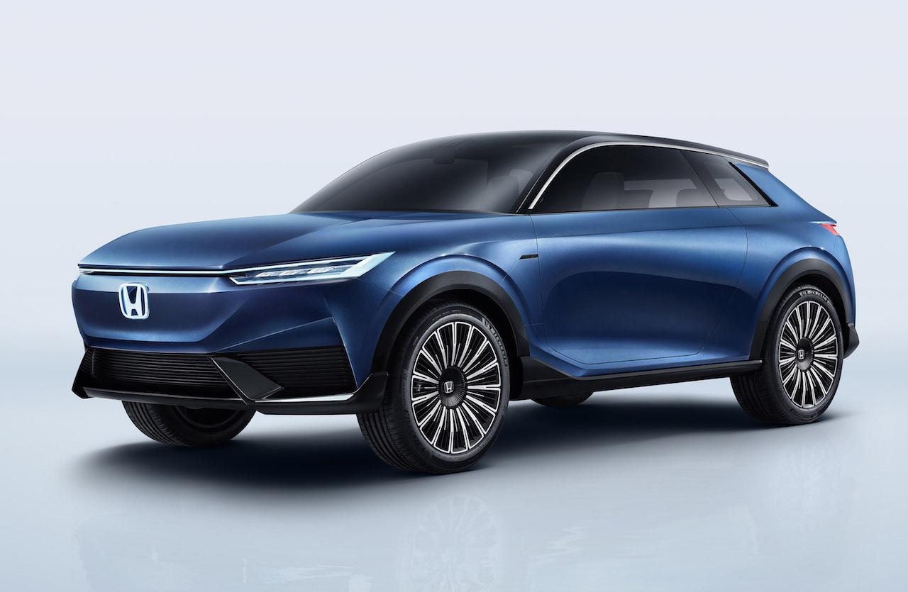 「ホンダがコンセプトモデル「Honda SUV e:concept」をワールドプレミア【北京モーターショー2020】」の2枚目の画像