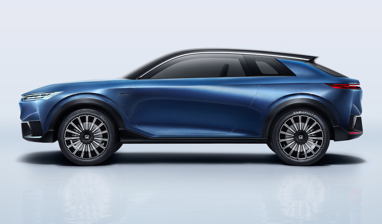 「ホンダがコンセプトモデル「Honda SUV e:concept」をワールドプレミア【北京モーターショー2020】」の3枚目の画像
