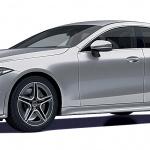 「4ドアクーペのメルセデス・ベンツCLSが対話型インフォテイメントシステムの「MBUX」、最新安全装備を標準化【新車】」の2枚目の画像ギャラリーへのリンク