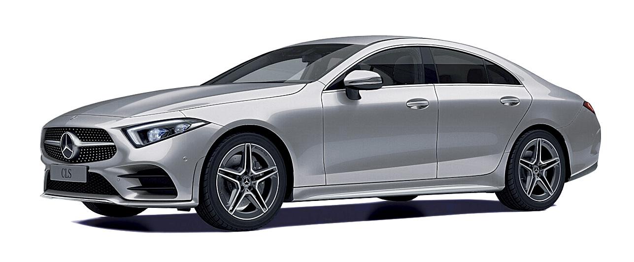 「4ドアクーペのメルセデス・ベンツCLSが対話型インフォテイメントシステムの「MBUX」、最新安全装備を標準化【新車】」の1枚目の画像