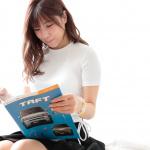 夏本あさみ×ダイハツ・タフト「気持ちよくて、面白い!」【注目モデルでドライブデート!? Vol.40】 - natsumoto03