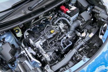 ヤリスクロス・ガソリンエンジン