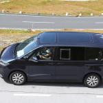 中まで丸見え! VW次世代バス「T7」、PHEVプロトをスクープ - Volkswagen T7 Multivan 29