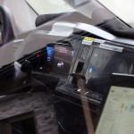 中まで丸見え! VW次世代バス「T7」、PHEVプロトをスクープ - Volkswagen T7 Multivan 33