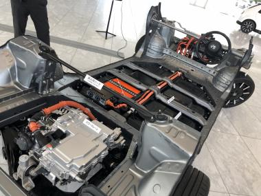 Honda_e_chassis