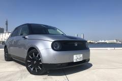 Honda_e_front