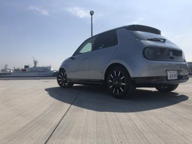 Honda_e_rear