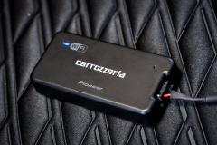 パイオニアの車載Wi-Fiルーター「DCT-WR100D」