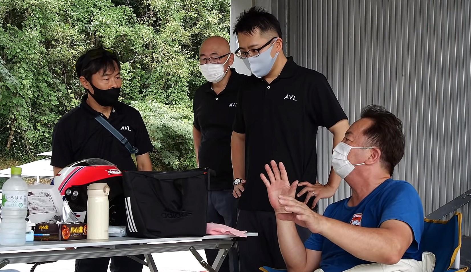 「トヨタ・ヤリスCVT・全日本ラリー参戦用清水和夫号の実走テストが始まった! エンジントルクを可視化できる解析機器とは?【SYE_X】」の7枚目の画像