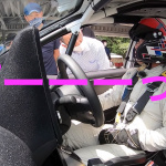 「トヨタ・ヤリスCVT・全日本ラリー参戦用清水和夫号の実走テストが始まった! エンジントルクを可視化できる解析機器とは?【SYE_X】」の8枚目の画像ギャラリーへのリンク