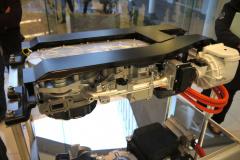 マツダのロータリーエンジンを用いたレンジエクステンダー発電ユニット(2013年12月)