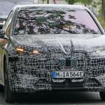 BMWのEVクロスオーバーSUV「iNext」、市販名は「i20」?「iX」? - BMW I20 iX 22